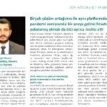 Honest Holding Yönetim Kurulu Başkanı Cengiz DEVECİ'nin Ace of M.I.C.E. Fuarı Değerlendirmesi